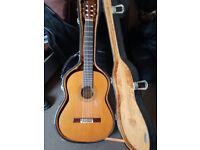 Flamenco guitar, Valeriano Bernal.
