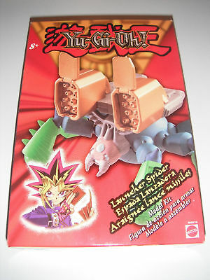 YuGiOh Model Kit - Launcher Spider