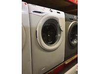 HOOVER 8KG 1500 SPIN WHITE WASHING MACHINE RECONDITIONED