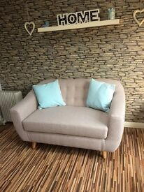 Sofa two seater Excellent condition