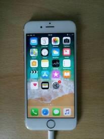 Iphone6s 64gb unlocked gold