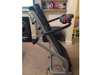 Carl Lewis Fitness treadmill for sale