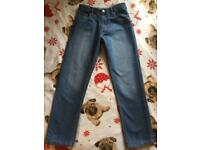 Boys age 12-13 jeans