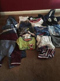 6-9 months baby boy quality clothing bundle