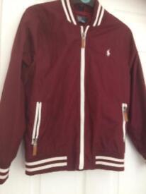 Ralph Lauren jacket says 13