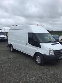 FORD TRANSIT T350 LWB##66K MIlES##1 OWNER NETWORK RAIL##