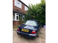 Jaguar for sale. Make me an offer!