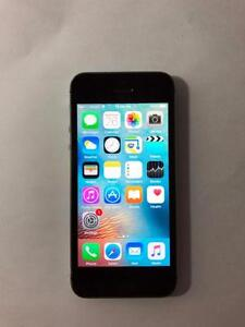 TELUS / KOODO Space Grey 16GB iPhone 5S (A Condition)