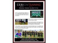 Online Personal Training With Ceriontraining