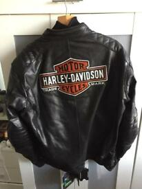 Harley Davidson riding gear