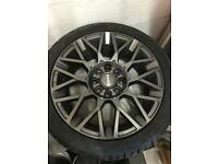 "Momo Revenge 15"" Alloys"