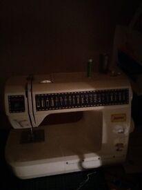 Toyoto sewing machine