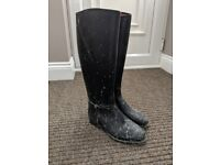 ladies riding boots size 6