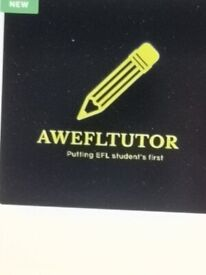English language tutor