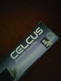 Celcus soundbar for a tenner
