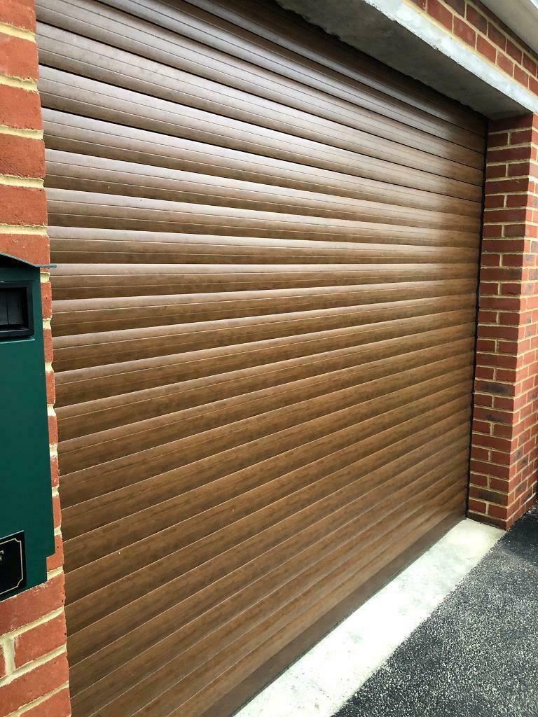 Electric Remote Control Garage Shutter Door In Maidstone