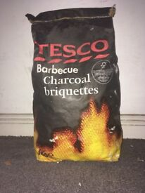 Barbeque Charcoal Briquettes – unopened 5kg bag. Great for the summer days!!!