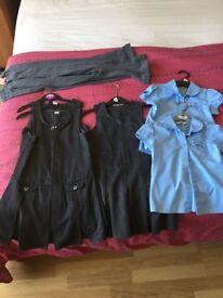 Girls School Uniform mainly age 3-4