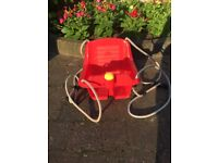 Baby/Toddler swing seat in great condition