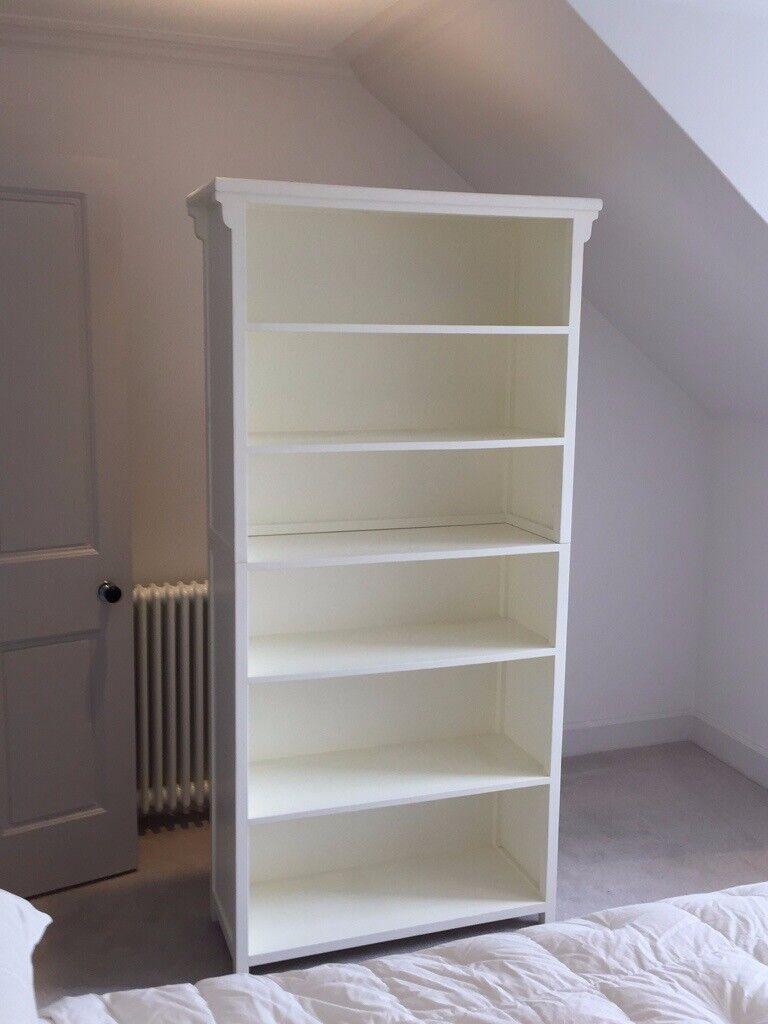 White Solid Wood Bookcase 6 Shelf In Edinburgh City Centre Edinburgh Gumtree