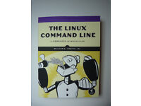 The Linux Command Line: A Complete Introduction by William E. Shotts Jr