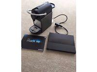 Nespresso XN300540 Pixie Titanium Coffee Machine by Krups Brand New , No box