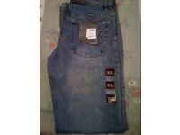 Mens Boot Cut Jeans Brand New 30L