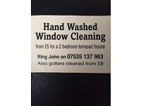 Window cleaning & Gutter Cleaning
