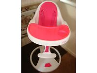 Baby Style High Chair