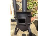 Log/wood burner