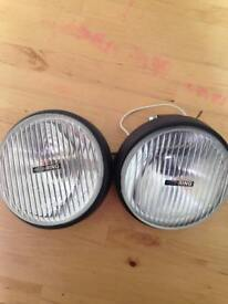 Ring spot lamps