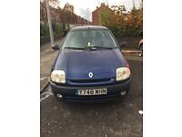 Renault Clio Y Reg Lesport 5dr (With MOT) (Cheap to TAX and Insure)