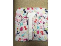 2 travel Grobag sleeping bags size 6-18 months