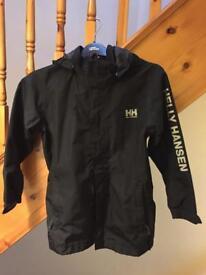Boys Helly Hansen jacket coat age 8