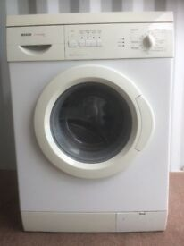 Bosch washing machine(delivery available)