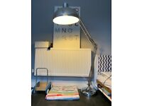 Huge desk lamp