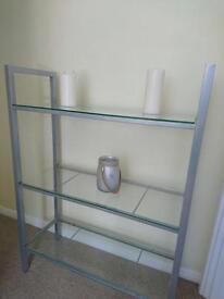 Homebase Glass Shelves