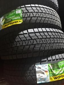 4 winter tires icemax 235/70r16 new