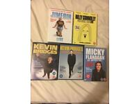 Comedian dvd collection