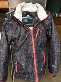Trespass TP50 women's waterproof jacket