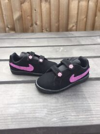 Kids girls Nike trainers