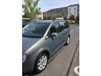 VW TOURAN 7 SEATER SE 2.0 TDI DIESEL 140 6 SPEED DSG AUTO 12 MONTHS MOT EXCELLENT CONDITION