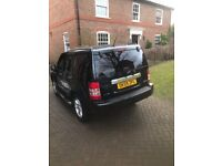 Chrysler Jeep Cherokee Black 2.8CC Great Car in Good Condition