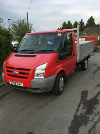 2008 ford transit pickup