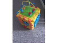 Baby toy block / mat