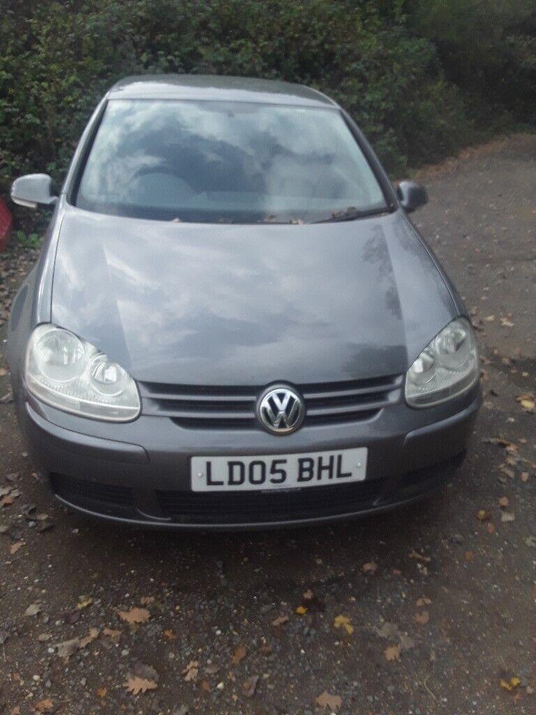 VW GOLF 1 6 FSI MK5 2005, NOT:- MK1, MK2, MK3, MK4, MK6, R32, GTI, TFSI, GT  TDI, DSG, SE, S, 4MOTION | in Bagshot, Surrey | Gumtree