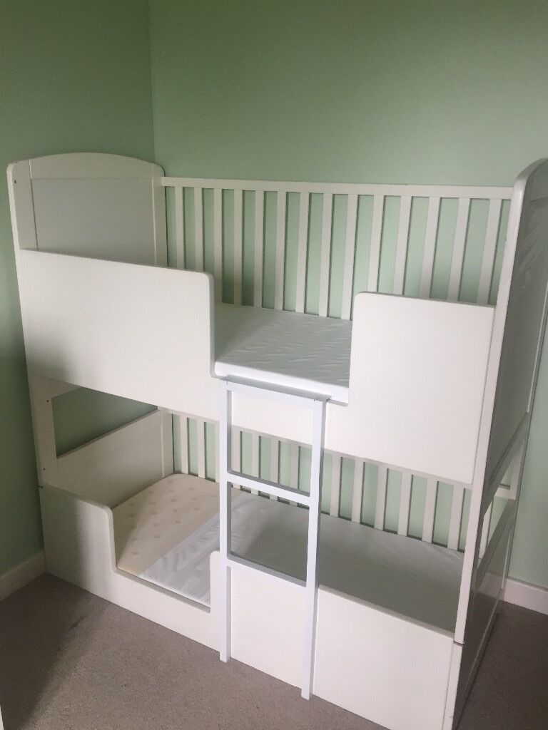 Shanticot cot bunk beds in croydon london gumtree for Gumtree bunk beds