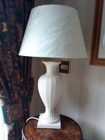 Lovely table lamp/ desk lamp for sale