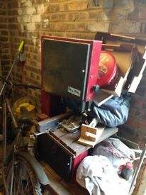 Minimax Bandsaw (not working)