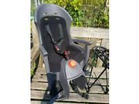 Hamax plus baby bicycle seat